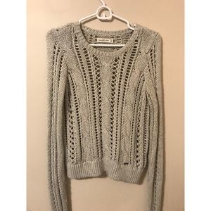 🌚NWOT Abercrombie Knit Sweater